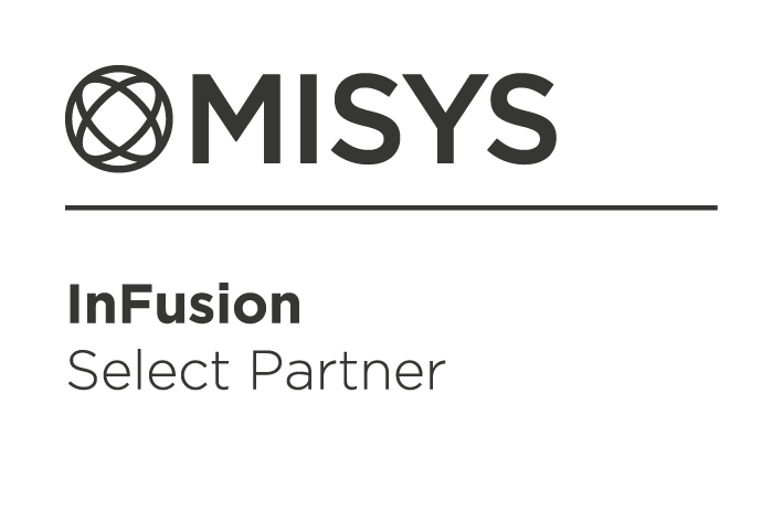 Misys InFusion_STACKED Select Partner_Logo