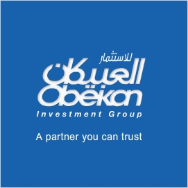 Obeikan case study logo